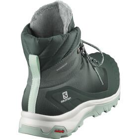 Salomon Vaya Blaze TS CSWP Schuhe Damen green gables/balsam green/icy morn